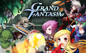 Grand Fantasia - Jeu D'Anime